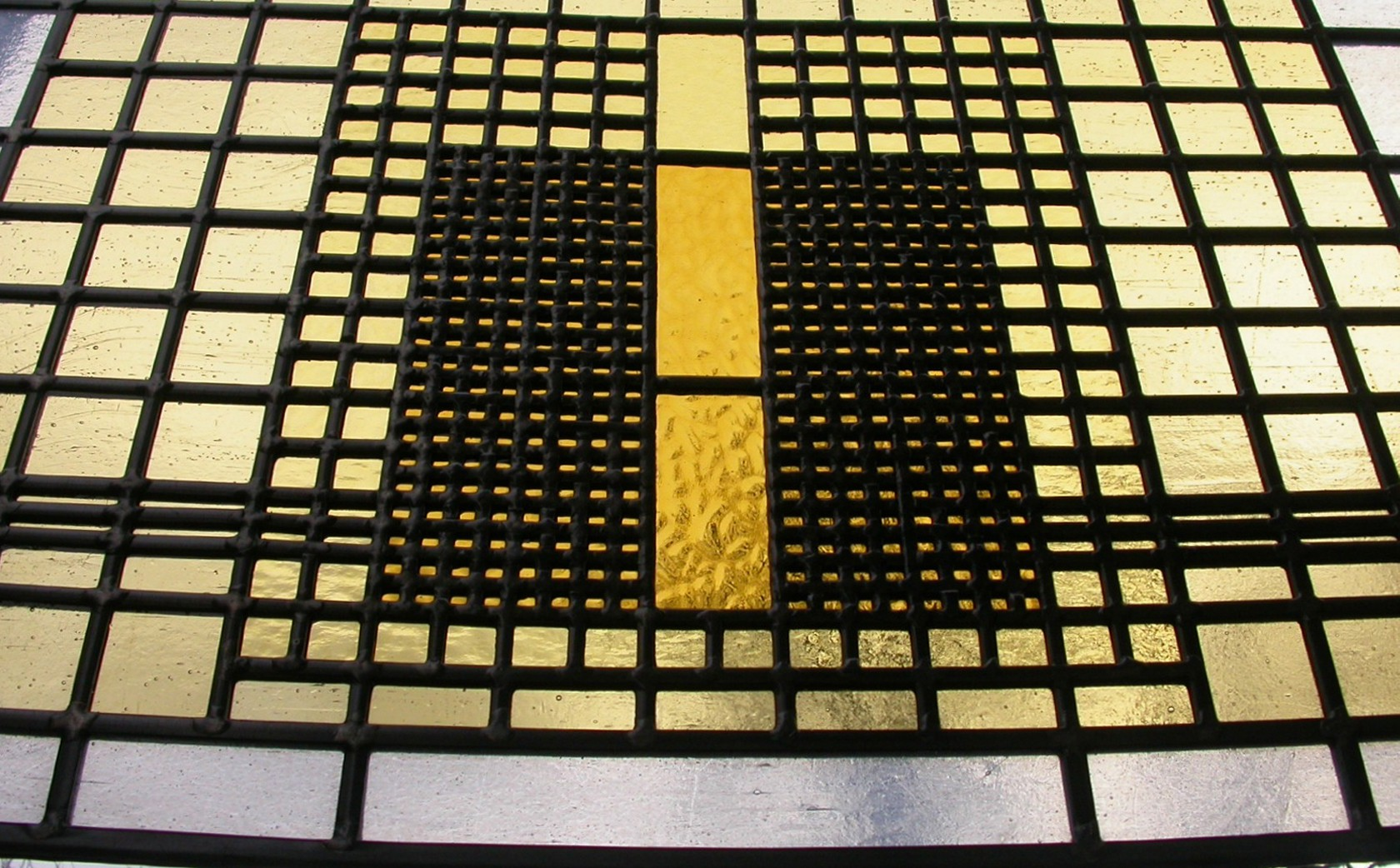 Modernist Stained Glass - Joseph Albers
