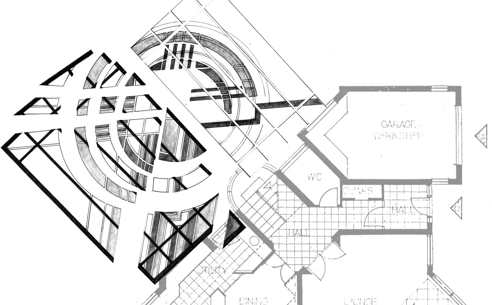 Relationship between Design and architectural layout