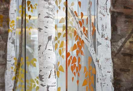 Architectural Glass Sculpture